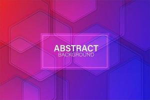 minimaler geometrischer Hintergrund. dynamische Formen Komposition. eps10 Vektor. vektor