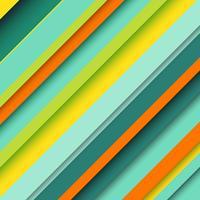 Abstrakt randig bakgrund vektor
