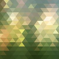 Abstrakter geometrischer Hintergrund vektor