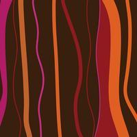 Abstrakter Retro- Streifenhintergrund vektor