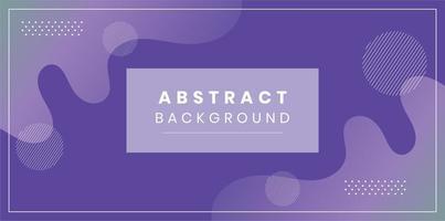 minimales Layout des abstrakten Wellenhintergrundvektors
