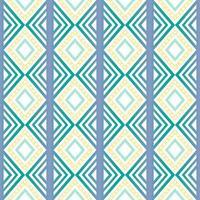 nahtloser mehrfarbiger nativer Musterhintergrund mit geometrischer Form