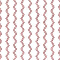 sömlös glitter mönster bakgrund med champagne sicksack linje för tapeter och gratulationskort vektor