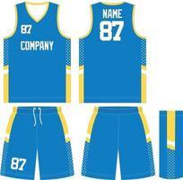 anpassad design amerikansk fotboll uniformströja och shorts vektor
