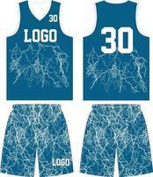 basket uniform anpassade design mock ups vektor
