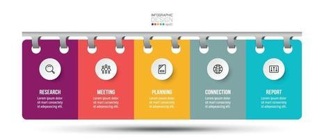 Präsentieren und berichten Sie Studienergebnisse oder Datenanalysen. kann auf Unternehmen, Medizin, Bildung, Unternehmen angewendet werden. vektor