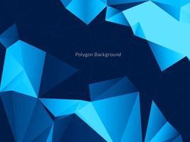 abstrakter Hintergrund des dekorativen geometrischen Dreieckspolygons