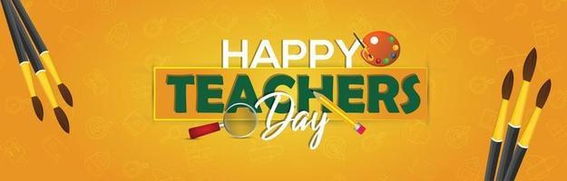 glad lärares dagskortsdesign