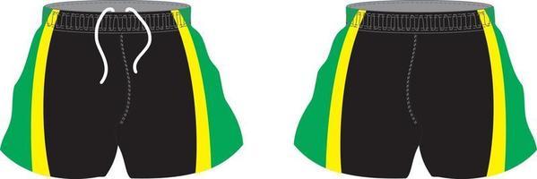 anpassad design, rugby sublimerade shorts