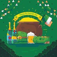 Saint Patrick's Day Festival vektor