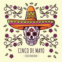 Cinco de Mayo illustration vektor