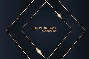 dunkler und schwarzer Luxus abstrakter moderner Hintergrund