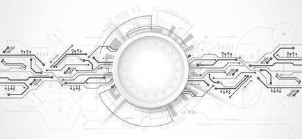 abstrakt 3d design bakgrund med teknik prick och linje kretskort konsistens. modern teknik, futuristisk, vetenskapskommunikationskoncept. vektor illustration