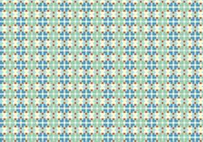 Abstrakt pastellmönster bakgrund vektor
