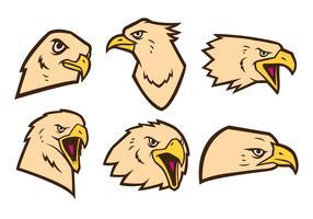 Kostenlose Eagles Logo Vektor
