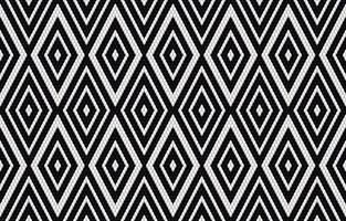 geometrische ethnische Musterstickerei und traditionelles Design. Stammes ethnische Vektor Textur. Design für Teppich, Tapete, Kleidung, Verpackung, Batik, Stoff im Stickstil in ethnischen Themen.