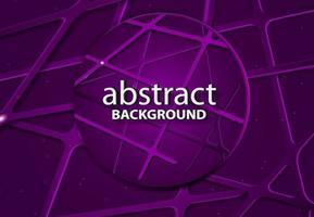 Luxus abstrakter 3d Hintergrund vektor