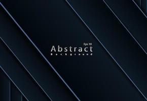 Luxus abstrakter 3d Hintergrund mit lila realistischer Papierschnittdekoration vektor