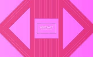 lila geometrisches Design des abstrakten Hintergrunds vektor