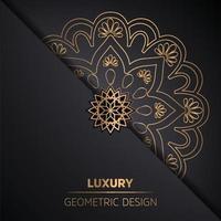 nahtloses Muster. Vintage dekorative Elemente Muster vektor