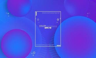 abstrakt flytande färgmönster av neonfärg flytande gradientbakgrund