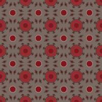 abstraktes ethnisches Muster des geometrischen Gewebes, nahtlose Vektorillustrationsart. Design für Stoff, Vorhang, Hintergrund, Teppich, Tapete, Kleidung, Verpackung, Batik, Stoff, Fliesen, Keramik vektor