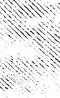 grunge svarta linjer och prickar på en vit bakgrund - vektorillustration
