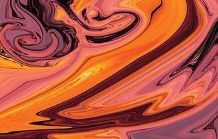 Zinnoberrot Marmor Inkscape Hintergrund vektor
