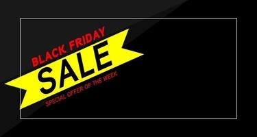 Black Friday Super Sale nur heute vektor
