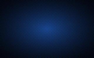 abstrakter schwarzer und blauer dreieckiger Hintergrund mit Farbverlauf. Kohlefaser Textur vektor