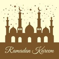 Ramadan Kareem Bakgrund