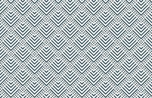 geometrisches Streifenvektormuster vektor
