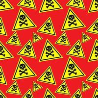 fara tecken sömlösa mönster illustration bakgrund