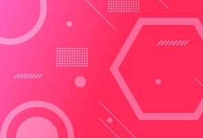 Hintergrund mit geometrischem Gefälle