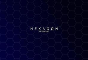 abstrakt bakgrund sexkantiga former vektor