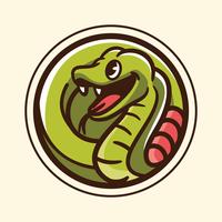 Schlange-Vektor-Illustration vektor