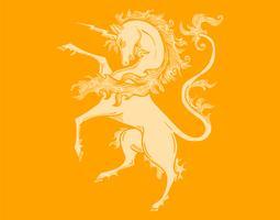 unicorn vapensköld