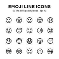 emoji ikon mall