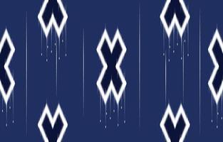 traditioneller Designhintergrund des geometrischen ethnischen Musters vektor