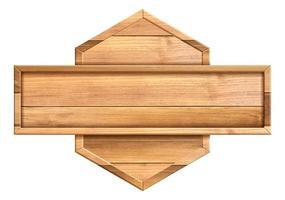 Holzbeschaffenheitszeichen lokalisiert auf weißem Hintergrund. Vektorillustration vektor
