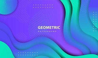 abstrakt färgstark bakgrund. texturerat geometriskt element design med prickar dekoration. formgivningsmall för målsida, banner, affischer, omslag osv.