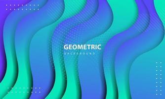 abstrakt färgstark bakgrund. texturerat geometriskt element design med prickar dekoration. formgivningsmall för målsida, banner, affischer, omslag osv. vektor