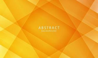 abstrakter orangefarbener Hintergrund mit diagonalen Streifen. geometrisches Minimalmuster. eps 10