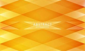 abstrakt orange färgad bakgrund med diagonala ränder. geometriskt minimalt mönster. eps 10