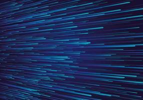 Linien bestehend aus leuchtenden Hintergründen, abstrakten Lichtgeschwindigkeitshintergrund. Datenflusstunnel. Explosion radialer Hintergrund. Vektorillustration vektor