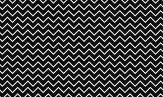 abstraktes Schwarz-Weiß-Zick-Zack-Muster vektor
