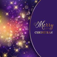 Eleganter Weihnachtshintergrund vektor