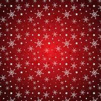 Jul snöflingor och stjärnor