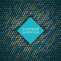 Retro mönster bakgrund vektor