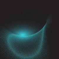Abstrakter Techno-Hintergrund